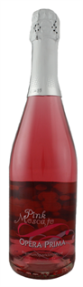 Opera Prima Pink Moscato 750ml - Case of 12